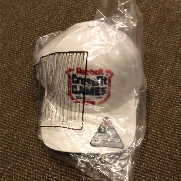01c70776 Accessories | Reebok Crossfit Games Trucker Hat | Poshmark
